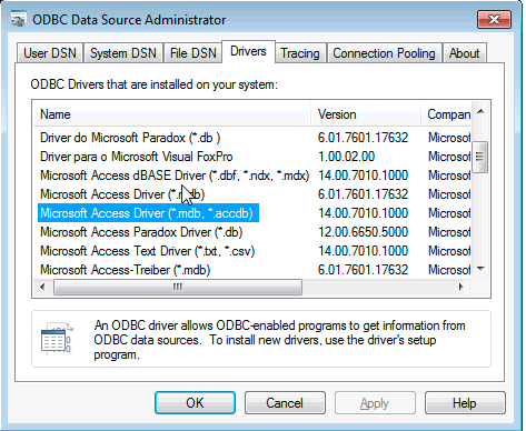 odbcad_access