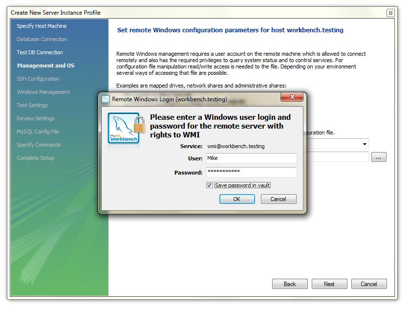 mysql database files location windows