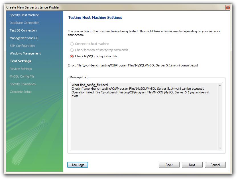 MySQL Workbench: Manage MySQL on Windows Servers the Windows way